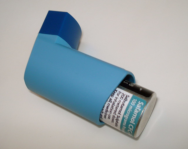 Inhaler from Flickr via Wylio