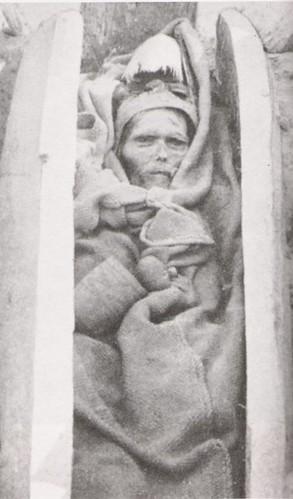 Tarim Mummy