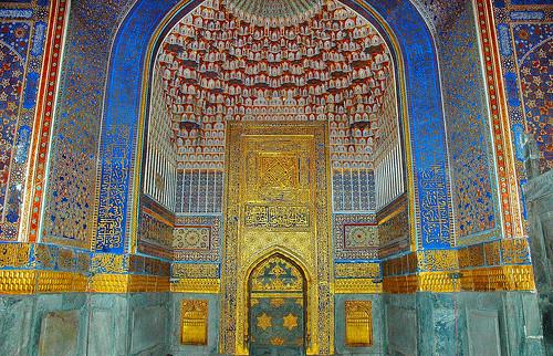 travel building architecture uzbekistan tashkent