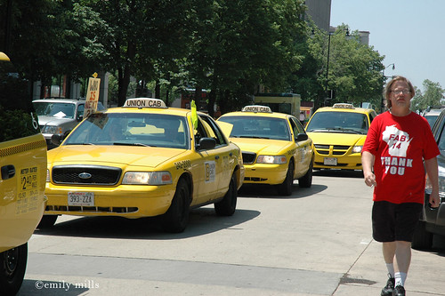 Union Cab - Image via Flickr Creative Commons - Emily Mills