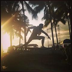#surfing #waikeke