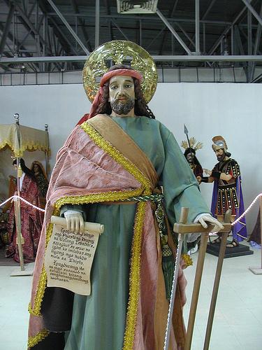 San Simon Apostol