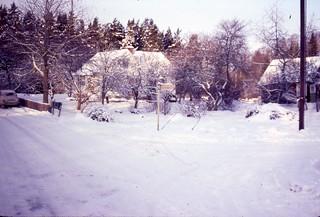 Kaxgärde i December 1980