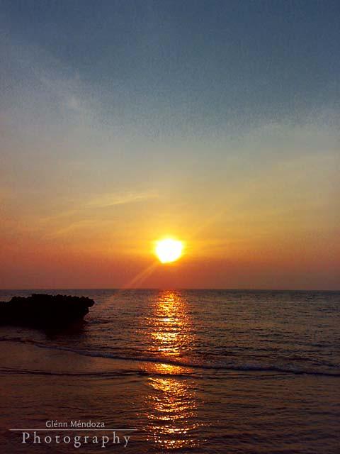 Bolinao Sunset 2008
