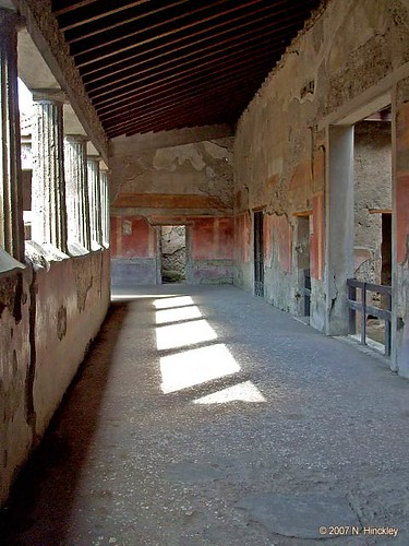 Pompeii - Villa of the mysteries