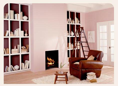 Contoh Interior Rumah on Warna Interior Eksterior Rumah Annahape Studio Desain Interior