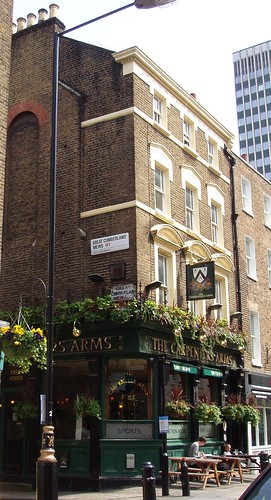 Carpenters' Arms, Marylebone, W1