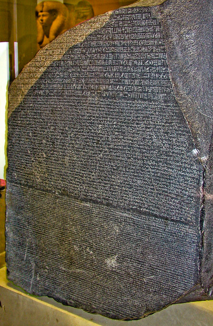 BJ906 Rosetta Stone | Flickr - Photo Sharing! Rosetta Stone French