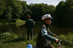 fishing(0.0), river(0.0), recreational fishing(0.0), recreation(1.0), outdoor recreation(1.0), pond(1.0),