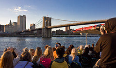 Photographing Brooklyn Bridge by nyer82