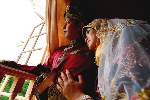 Nubhan & Syakirah (Tanah Merah, Kelantan)