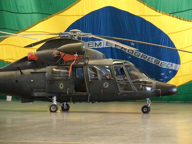 HM-1 Pantera - Aviação do Exército Brasileiro.