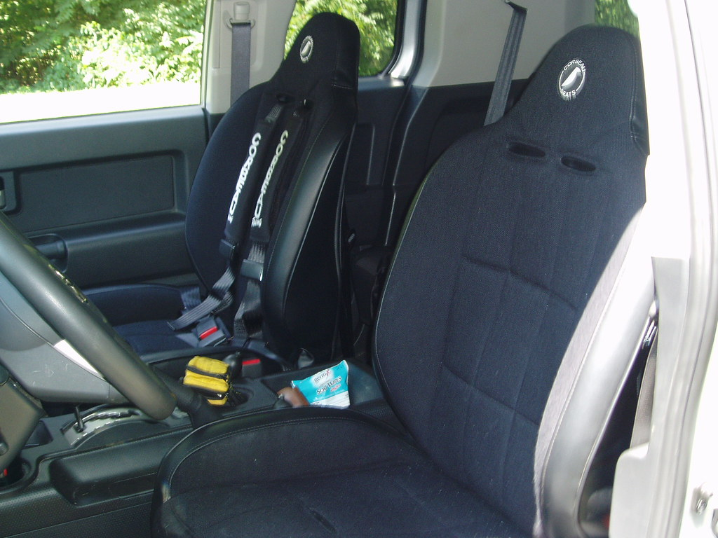 Any fix for driver's seat bottom cushion? 2732613369_5958fbe32d_b