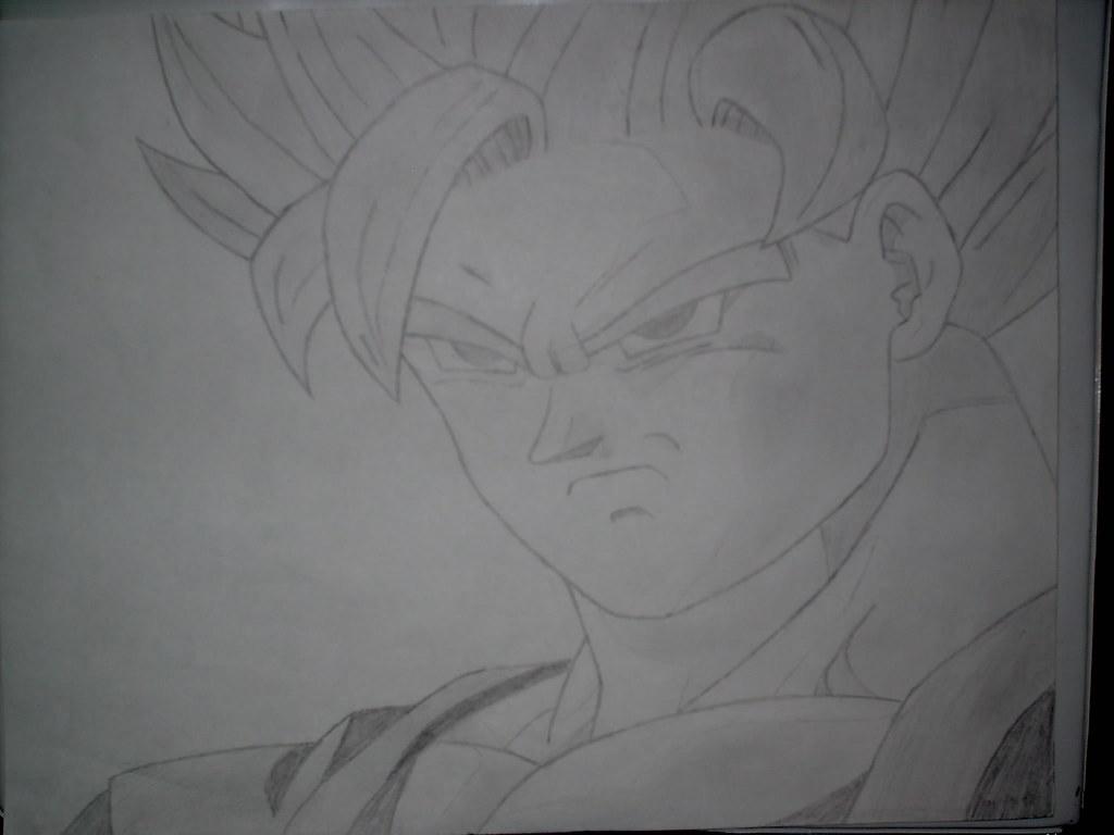 Goku Super Saiyan 2 Aaron2323 Flickr