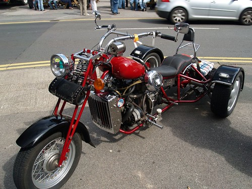 Trike (Renault Engine) Bike