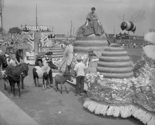 1953 Tobacco Festival