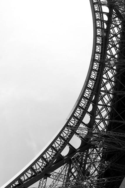 Eiffel tower por Simona Barbu