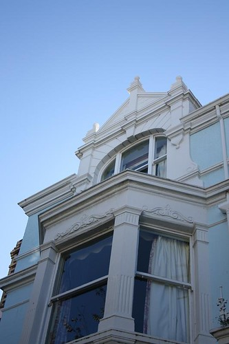 Many original features inside and out at Llandudno Hostel