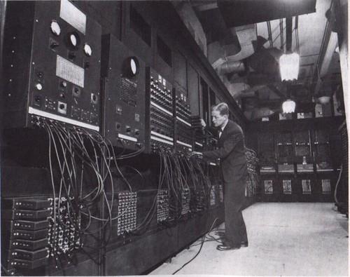ENIAC photo