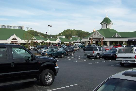 Tanger Five Oaks Outlet Mall