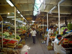 Dubai fruit market