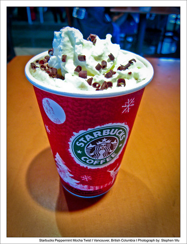 Peppermint Mocha Twist