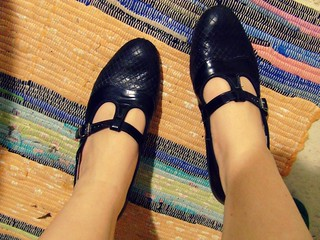 my favourite vintage shoes