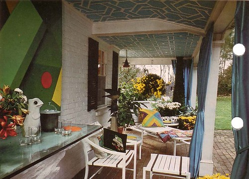 1970 39 s interior design and residential architecture for Pool design 1970
