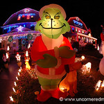 Christmas Grinch - Scranton, Pennsylvania