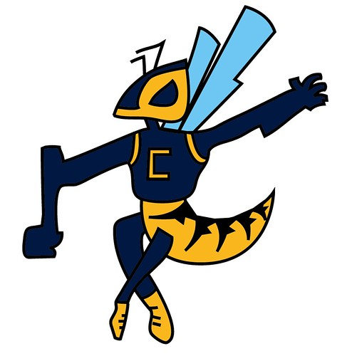Yellow Jacket MascotYellow Jacket Mascot