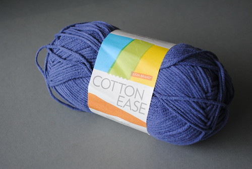 Violet Lion Brand Cotton-Ease
