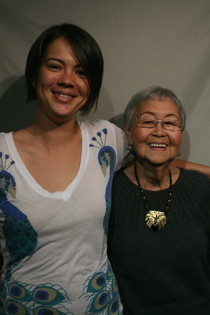 Brooke Wilson & Janet Tanaka