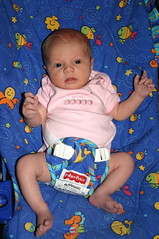 Madelyn 6 days old