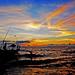 anilao sunset by bluboi