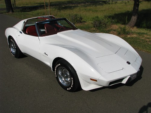 1976 corvette stingray another mighty fine classic 1976 co flickr photo sharing. Black Bedroom Furniture Sets. Home Design Ideas