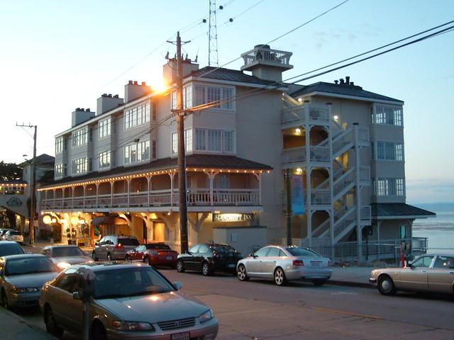 Monterey Inn Hotel Los Angeles
