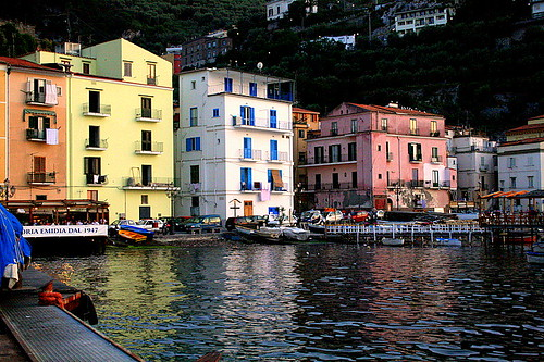 Houses of Sorrento...