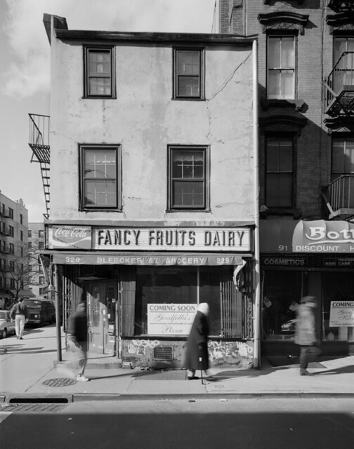 Fancy Fruits Dairy, Bleeker Street