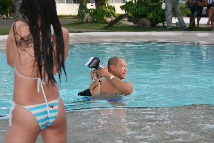 Ass dude!!!! miss bikini philippines