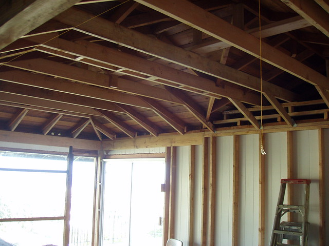 How to Reinforce 2x6 Ceiling Joists to Handle Heavy Loads - Fine