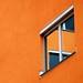 orange reflection by joe.herford