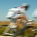 Le Tour de France...  Ca passe vite ! ©Céline Aussourd