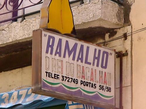 Bacalhau Ramalho