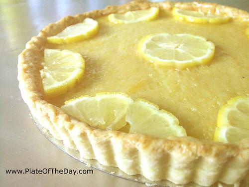 easy lemon tart recipe