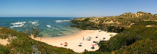 Praia de Almograve (Odemira, Portugal)