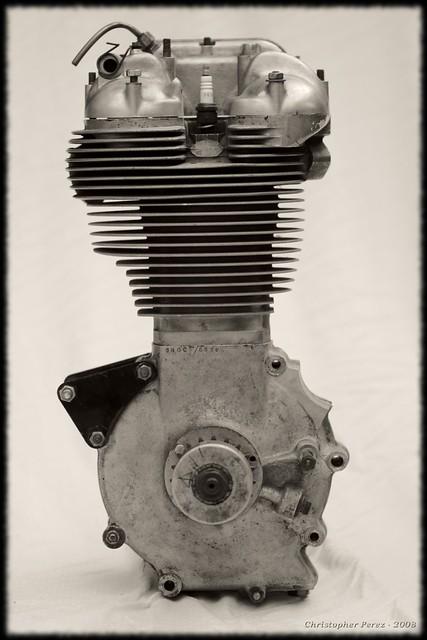 1957 500cc Matchless