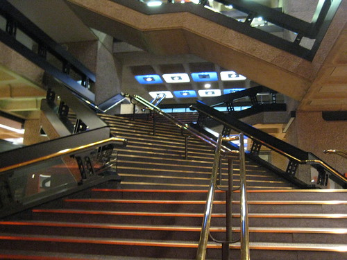 Day 250 - Stairs at the Barbican