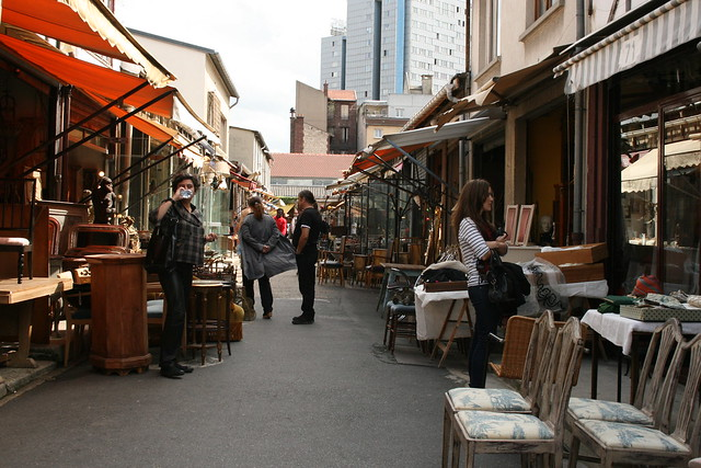 saint ouen flea market paris flickr photo sharing. Black Bedroom Furniture Sets. Home Design Ideas