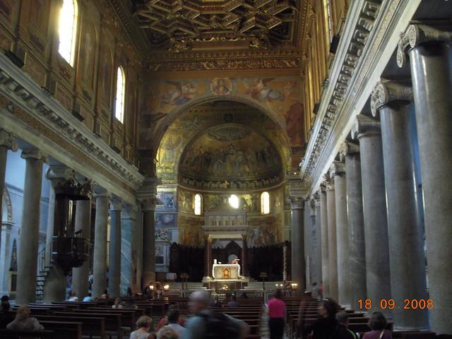 700 - S. Maria in Trastevere