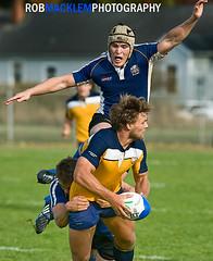 University Rugby Oc8-2008, U Victoria 46 UBC 8